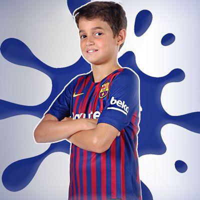 FC Barcelona niños