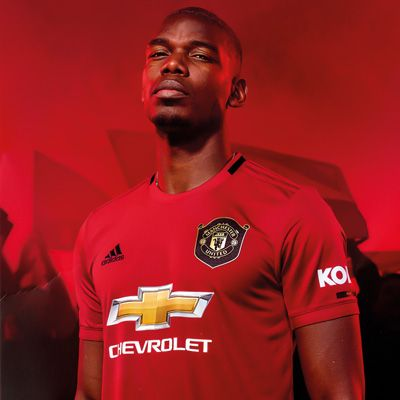 Camiseta Man. United 2020