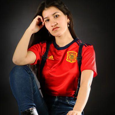 Camiseta España mujer