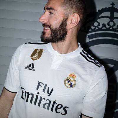 7cda0fa4c3 Camiseta Real Madrid