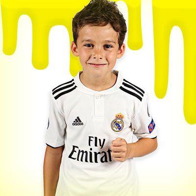 Real Madrid niños