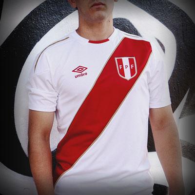 Camiseta Perú