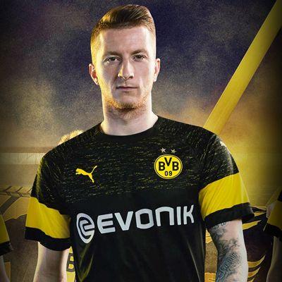 Equipación Borussia Dortmund niño