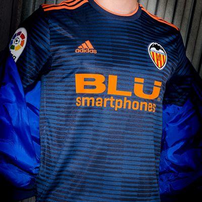 Camiseta niño Valencia CF