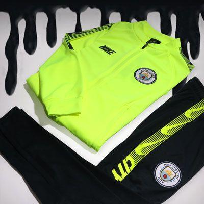 Manchester City niño