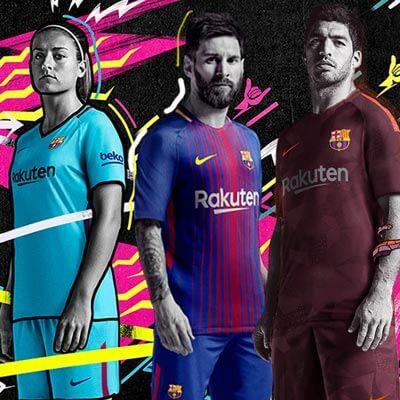 FC Barcelona 2017 2018