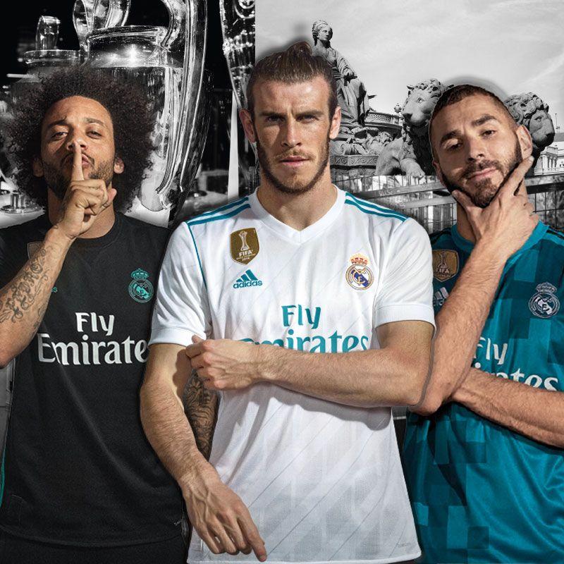 Real Madrid 17/18 niño