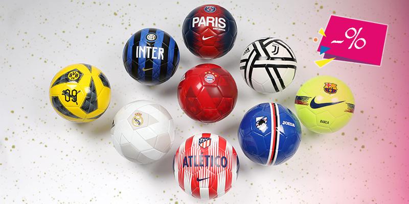 Balones de fútbol rebajas