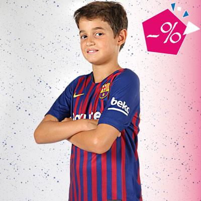 FC Barcelona niño rebajas