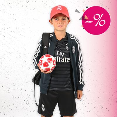 Real Madrid niño rebajas