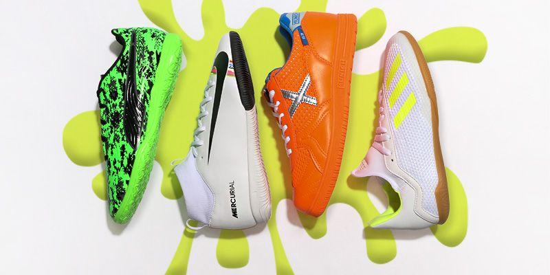 Zapatillas de fútbol sala niño
