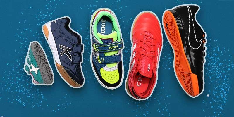 Zapatillas fútbol sala niño