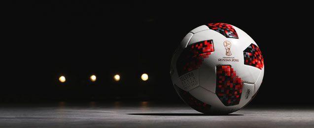 Balon mundial de Rusia 2018 eliminatorias