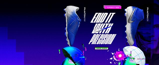 Botas de fútbol Nike Phantom, aquí encontrarás lo último de las botas Phantom