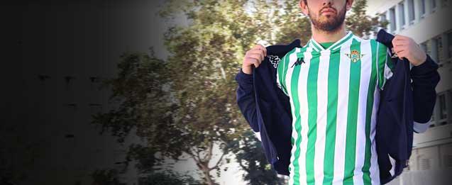 Camiseta oficial Betis