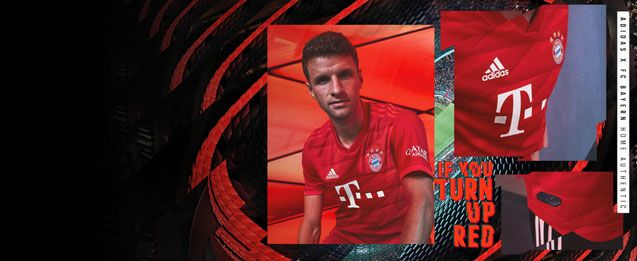 Equipación del FC Bayern Múnich de la temporada 2019 2020