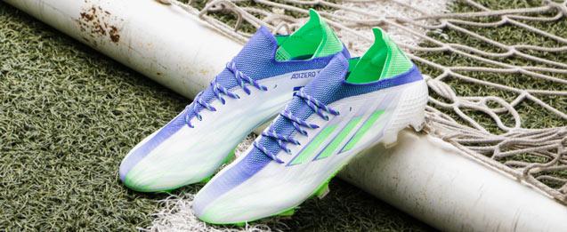 nuevas botas de fútbol adidasX speedflow adizero