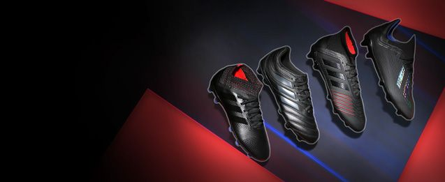 Últimas zapatillas de fútbol adidas para niños Initiator Pack, nuevos modelos de fútbol adidas para niños