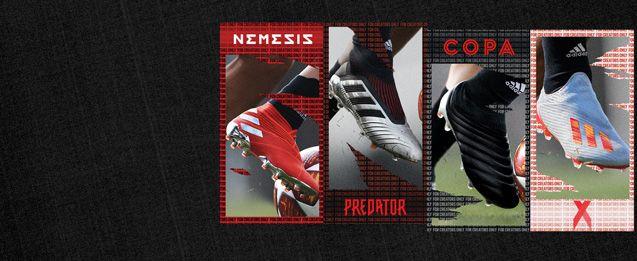 Nuevas botas de adidas colección Redirect Pack, las últimas botas adidas