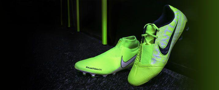Botas de fútbol Nike Phantom, aquí encontrarás lo último de las botas Phantom New Lights