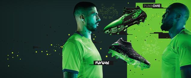 Todas las botas fútbol Puma están aquí, incluyendo la nueva colección de botas Puma Hacked pack