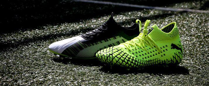 Todas las botas fútbol Puma están aquí, incluyendo la nueva colección de botas Puma Rush Pack