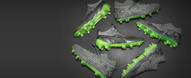 Todas las botas fútbol Puma están aquí, incluyendo la nueva colección de botas Puma Alter Reality pack