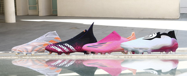 botas de fútbol adidas coleccion Super Spectral, Nemeziz, Predator, COPA, X
