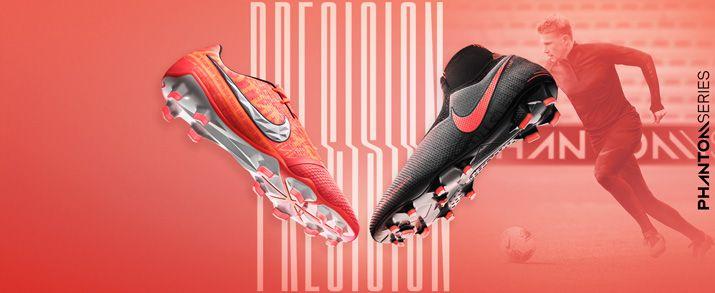 Descubre unas botas Phantom niño que le gusten al pequeño entre todas estas botas las últimas Nike Phantom Fire
