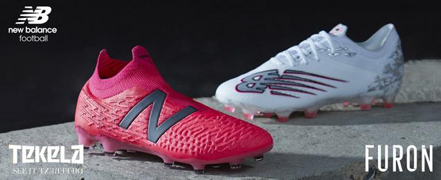 Ya a la venta las nuevas botas de fútbol New Balance Alpha Flair Pack.