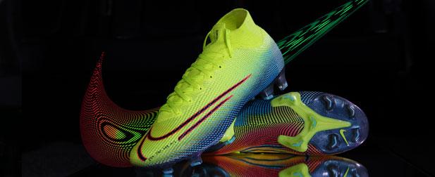 Encuentra todas las botas Nike Mercurial niño, entre ellos los nuevos modelos de Nike Mercurial Dream Speed color amarillo, verde