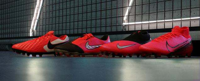 Botas de fútbol Nike Phantom, aquí encontrarás lo último de las botas Phantom Fire