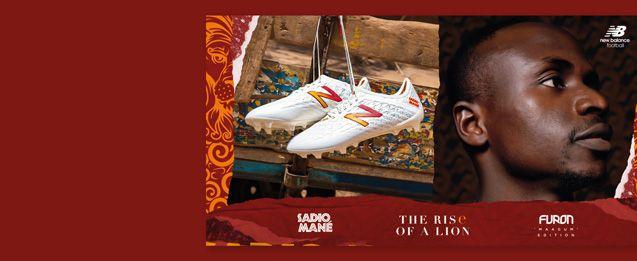 Las nuevas botas de fútbol New Balance de Sadio Mané