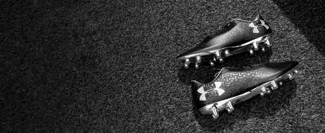 Nuevas botas de fútbol Under Armour