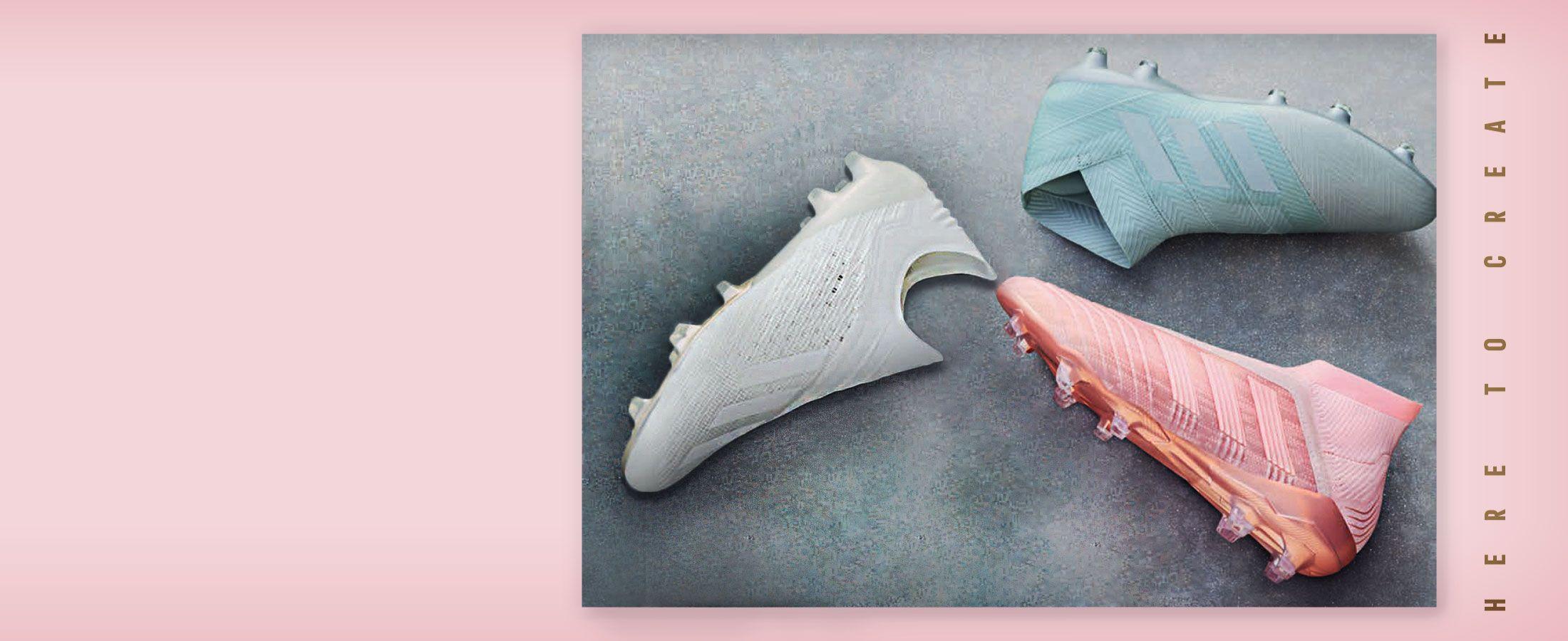 Nuevas botas de fútbol adidas para niños