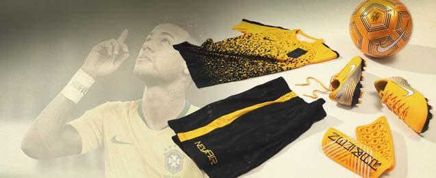 Botas de fútbol Nike de Neymar niño