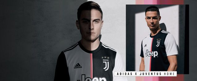Encuentra todas la equipaciones de Juventus FC, entre ellas la nueva equipación oficial 2020, lo encuentras en futbolmania