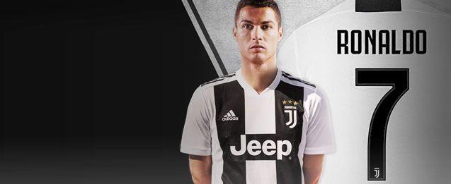 Camiseta CR7 Juventus niño