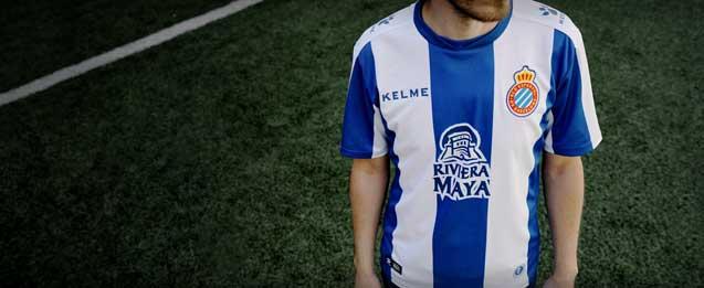 Camiseta RCD Espanyol