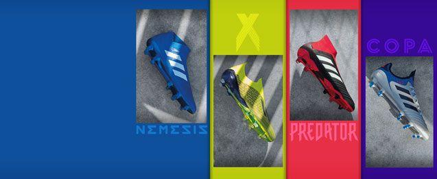 Nuevas botas adidas