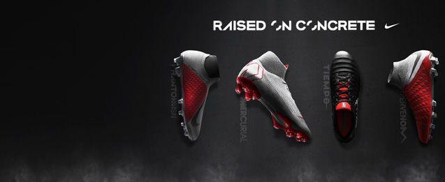 Nuevas botas Nike Stealth Ops