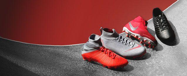 Nuevas botas Nike niño