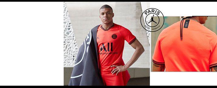 Equipación del PSG de la temporada 2019 2020