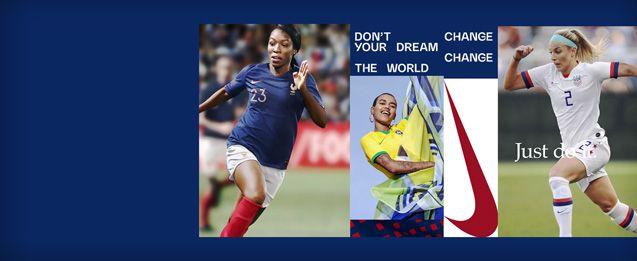 Encontraras todas las selecciones del Mundial de fútbol femenino 2019, entre ellas están de Francia, Brasil y USA