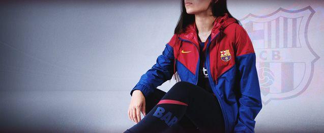 Ropa mujer FCB