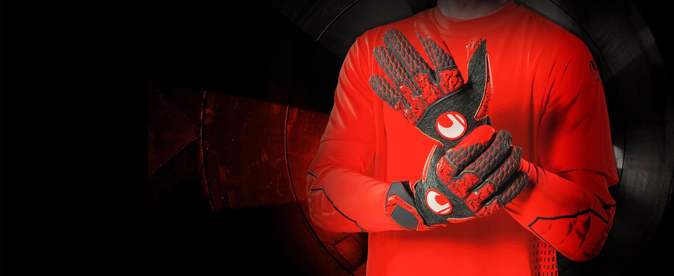 Nuevos guantes Uhlsport
