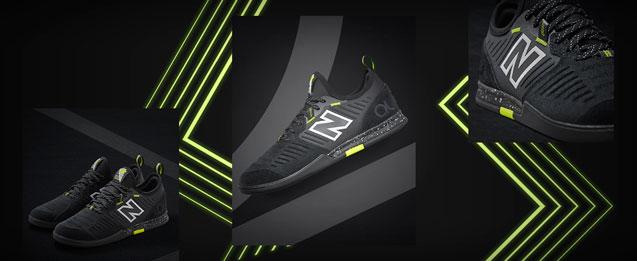 Consigue las nuevas zapatillas de fútbol sala New Balance Audazo Suede