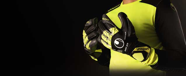 Guantes Uhlsport Supergrip