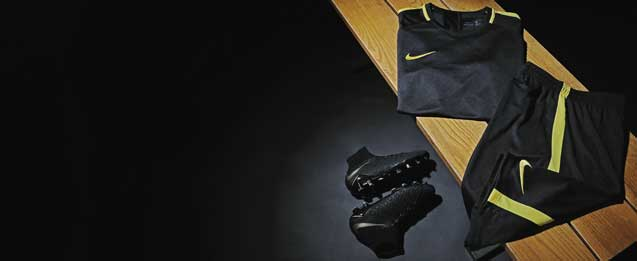 Coleccion Nike Hypervenom Game of Gold