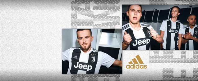 Nueva equipación oficial adidas del Juventus FC 2019 para niño
